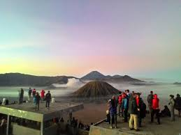 Penanjakan View Sunrise Bromo