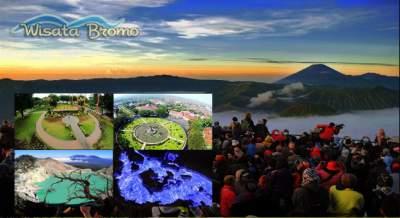 Paket Wisata Bromo Malang Batu Ijen Banyuwangi Surabaya Murah 2019
