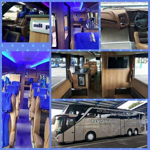 Sewa Bus Pariwisata Surabaya Jawa Timur