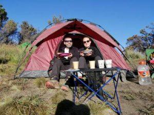 Bromo Camping