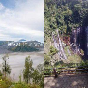 Paket Tour Bromo Tumpak Sewu