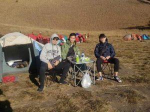 Paket Tour Camping Ranu Kumbolo