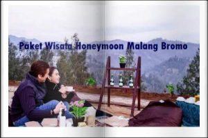 Paket Wisata Honeymoon Malang Bromo