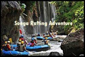 Songa Rafting Adventure Probolinggo
